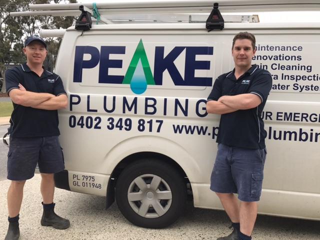 Peake Plumbing